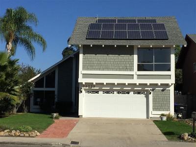 San Diego Single Family Home For Sale: 12773 Cijon St