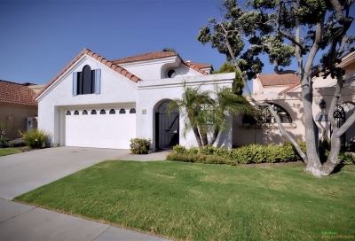 Coronado CA Single Family Home For Sale: $1,195,000