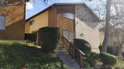 San Diego Townhouse For Sale: 3623 Lemona Ave #A