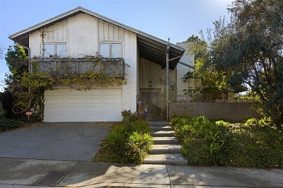 Single Family Home For Sale: 2787 San Clemente