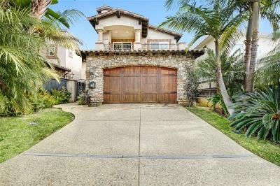 Encinitas Single Family Home For Sale: 169 La Veta Ave