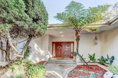 el cajon Single Family Home For Sale: 2056 Vista Hermosa Way