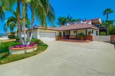 San Diego Single Family Home For Sale: 6535 Burgundy St