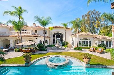 Rancho Santa Fe Single Family Home For Sale: 17121 Circa Del Sur