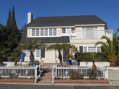Single Family Home For Sale: 966 Scott Street