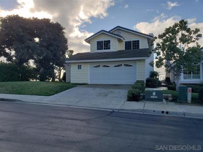 Carlsbad Single Family Home For Sale: 6899 Watercourse Dr