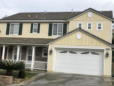 La Mesa Single Family Home For Sale: 7609 Seattle Dr.