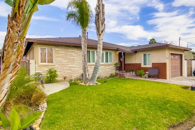 San Diego Single Family Home For Sale: 603 S 42nd St