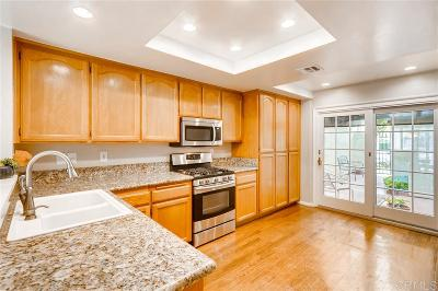 San Diego County Townhouse For Sale: 1526 Shadow Vista Way
