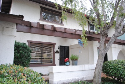 San Diego Townhouse For Sale: 9907 Caminito Cuadro