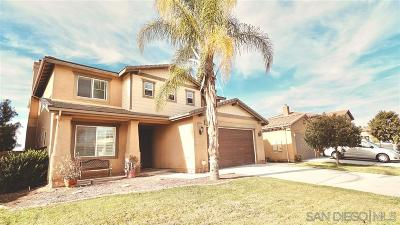 Riverside County Single Family Home For Sale: 35653 Loggins Ct