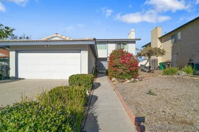 Del Cerro, Del Cerro Heights, Del Cerro Highlands, Del Cerro Terrace Single Family Home For Sale: 8140 Hillandale Dr