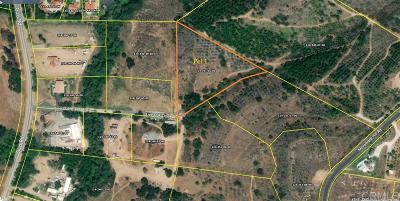 Fallbrook Residential Lots & Land For Sale: Pcl 1 Live Oak Creek Rd #1