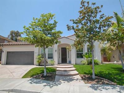 Chula Vista Single Family Home For Sale: 802 Hawksview Pl.