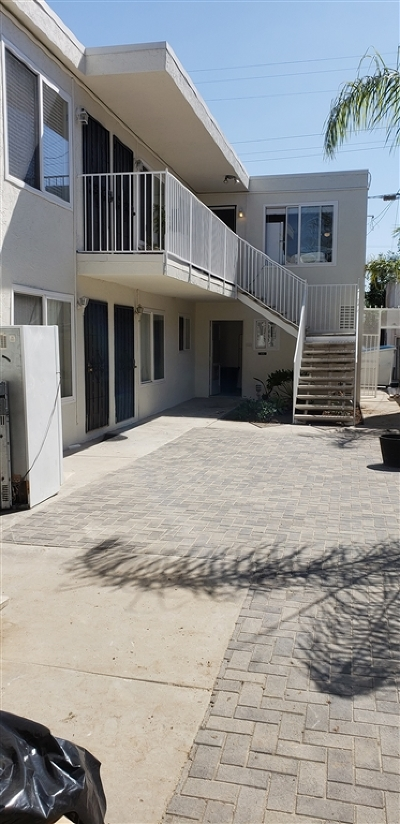 San Diego Multi Family 5+ For Sale: 4037 Idaho Street
