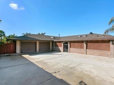 Vista Single Family Home For Sale: 2411 Plumosa Ct