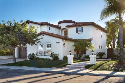 San Diego CA Single Family Home For Sale: $1,295,000