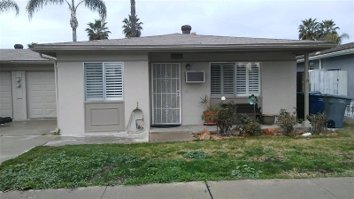 Escondido Single Family Home For Sale: 1732 Fairdale Ave