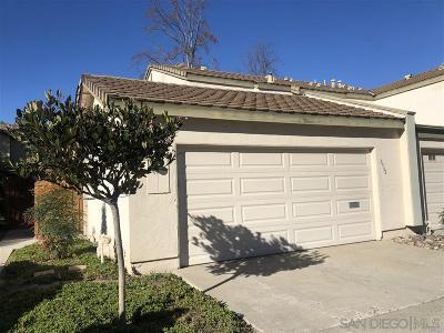 San Diego Townhouse For Sale: 9966 Lemonwood Ln