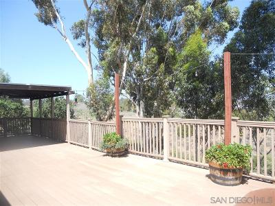 San Diego Single Family Home For Sale: 3357 Dorchester Drive