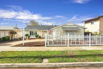 El Cajon Single Family Home For Sale: 852 S Lincoln Ave