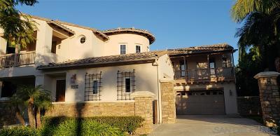 Single Family Home For Sale: 14559 Arroyo Hondo