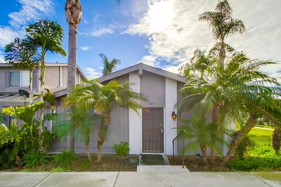 Ocean Side, Oceanside Attached For Sale: 3422 Thunder Dr