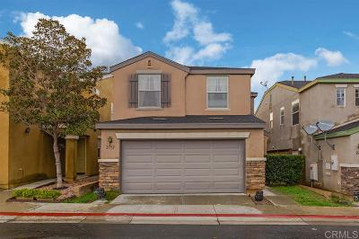 San Diego Single Family Home For Sale: 2732 Creekside Village Square