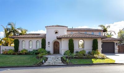 San Diego Single Family Home For Sale: 6611 Lavandula Court