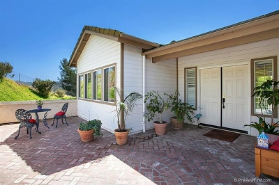 Bonsall CA Townhouse For Sale: $569,000