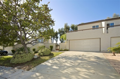 San Diego Condo For Sale: 5868 Portobelo Ct.