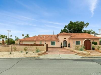 Riverside County Single Family Home For Sale: 53042 Avenida Alverado