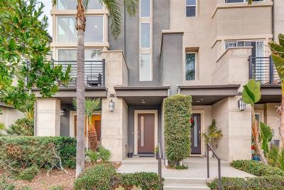 San Diego Townhouse For Sale: 7888 Civita Blvd