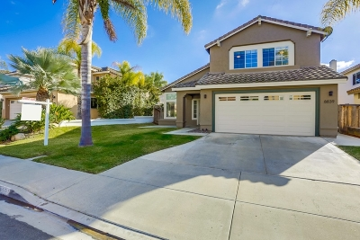 San Diego Single Family Home For Sale: 8839 Gainsborough Ave