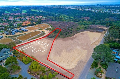 Residential Lots & Land For Sale: 5183 Del Mar Mesa Road #1