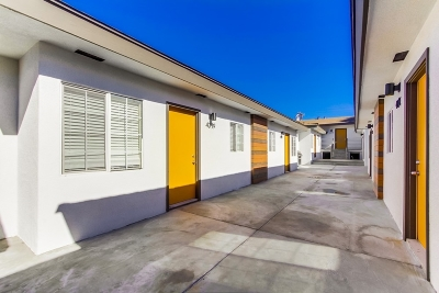 San Diego Multi Family 5+ For Sale: 4373 51st St