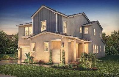 Chula Vista Single Family Home For Sale: 1094 Calle Pilares