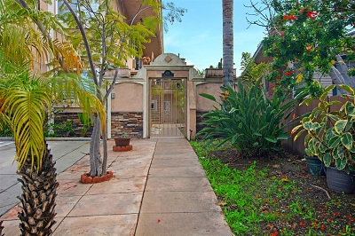 San Diego Attached For Sale: 4175 Wabash #6