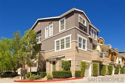 San Diego Townhouse For Sale: 8728 Esplanade Park Ln