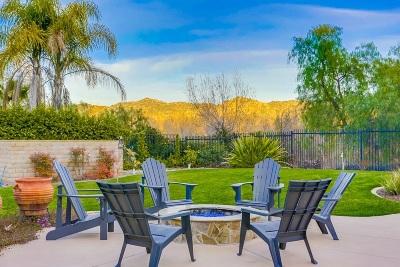 Escondido Single Family Home For Sale: 192 Double Eagle Gln