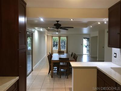 San Diego Single Family Home For Sale: 332 Deep Dell Rd
