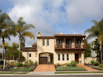 San Diego Single Family Home For Sale: 7439 La Mantanza