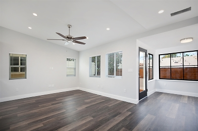 North Park Rental For Rent: 3785 Villa Terrace