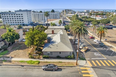 Oceanside Residential Lots & Land For Sale: 101-103 S Horne St #2