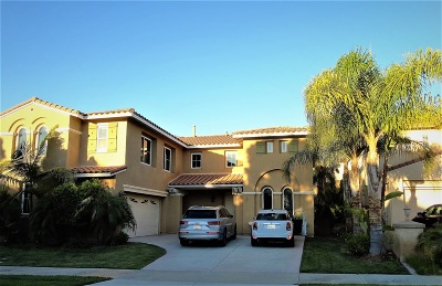Chula Vista Single Family Home For Sale: 1489 Heatherwood Ave.