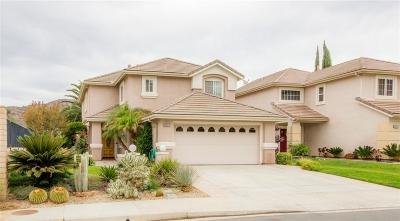 Escondido Single Family Home For Sale: 29604 Gracilior Drive