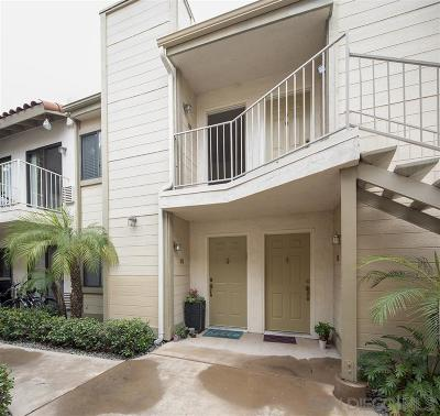 San Diego Attached Sold: 2917 C Street #188
