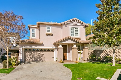 Poway Single Family Home For Sale: 12165 Pepper Tree Lane