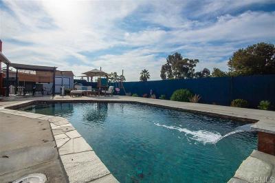 Chula Vista CA Single Family Home For Sale: $499,000