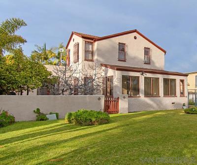 Chula Vista CA Single Family Home For Sale: $380,000